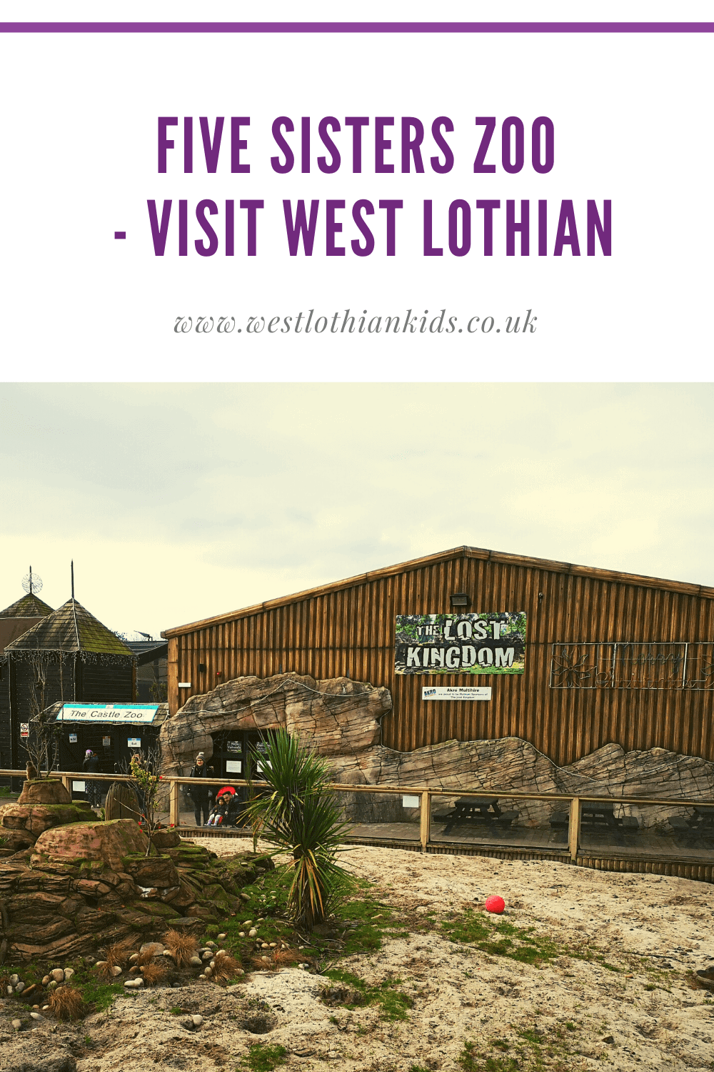 Family Fun Day Out In West Lothian - Five Sisters Zoo, West Calder