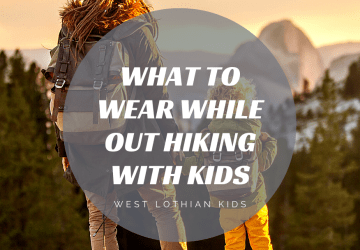 what to wear while out hiking
