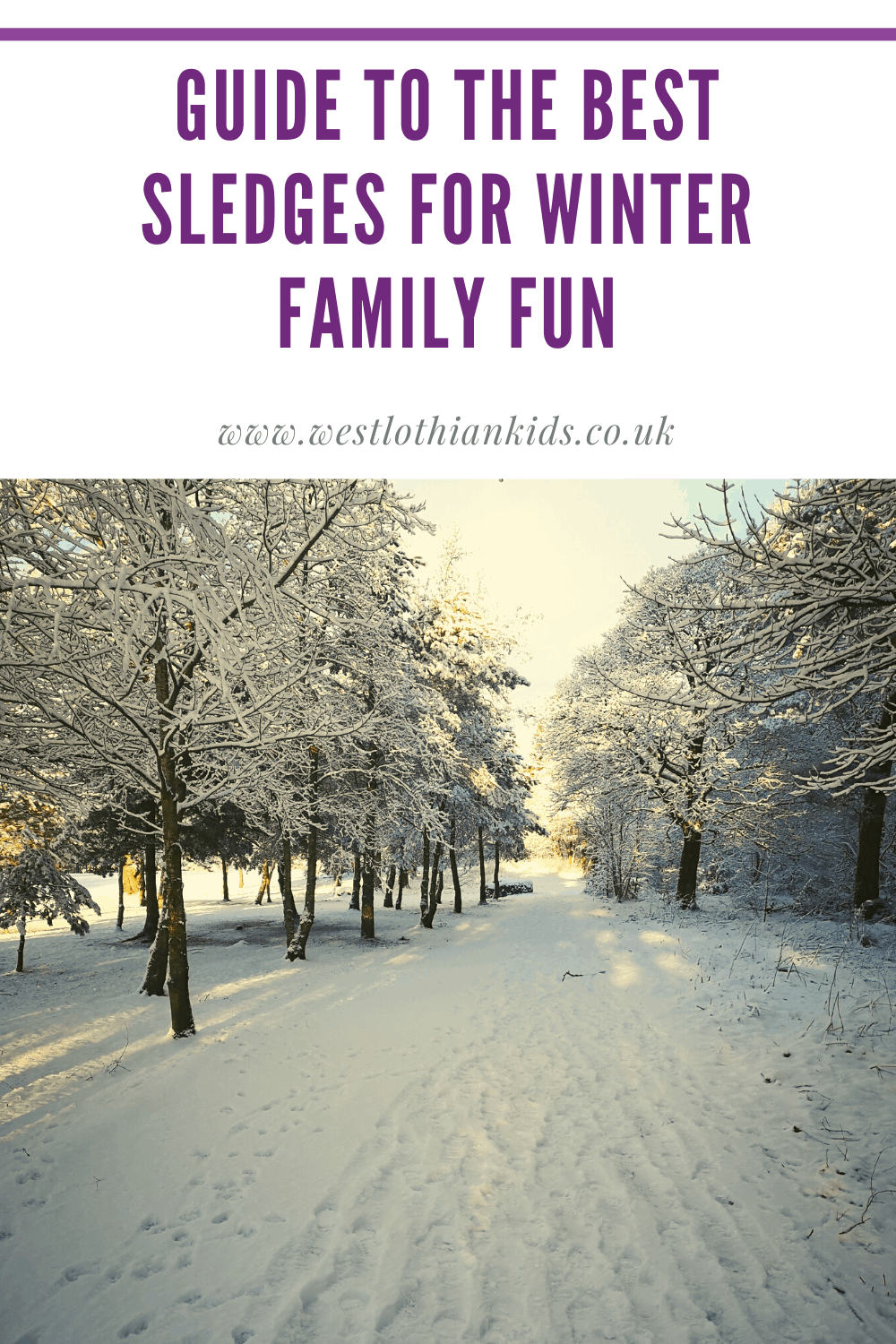 Guide to the best sledges for winter family fun
