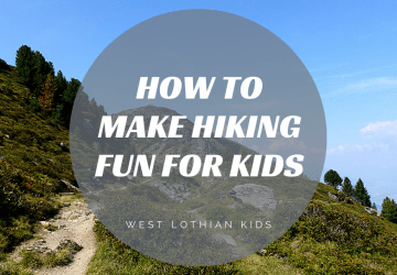 How to Make Hiking Fun for Kids