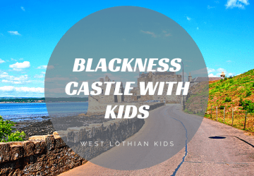 Blackness Castle in Scotland