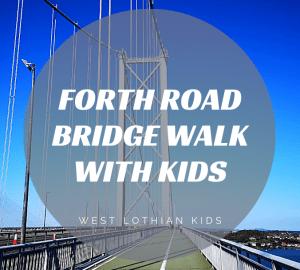 Forth Road Bridge Walks in Edinburgh