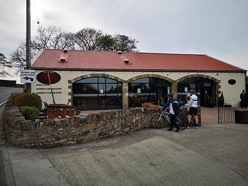 The Park Bistro - Linlithgow Restaurant